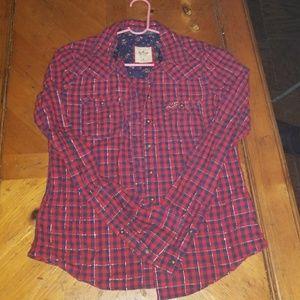 Hollister Girls shirt